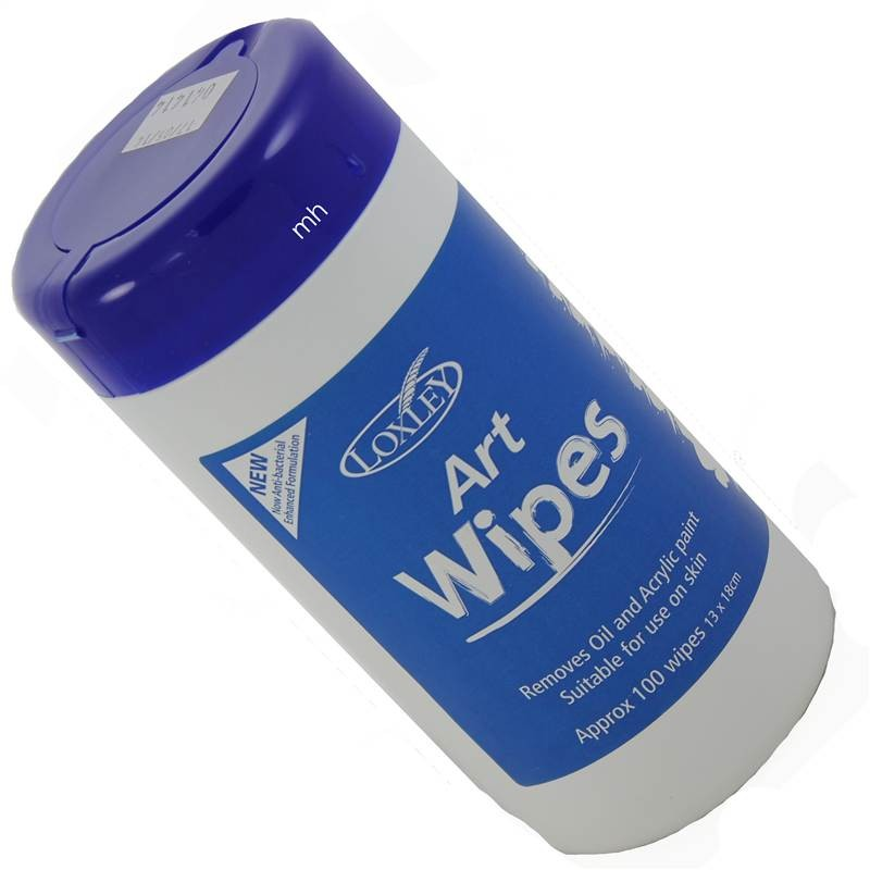 Loxley Art Wipes