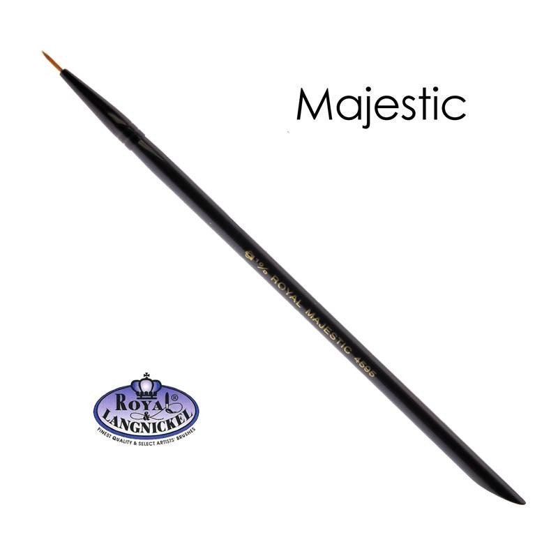 Royal and Langnickel Majestic Liner Brush #10/0