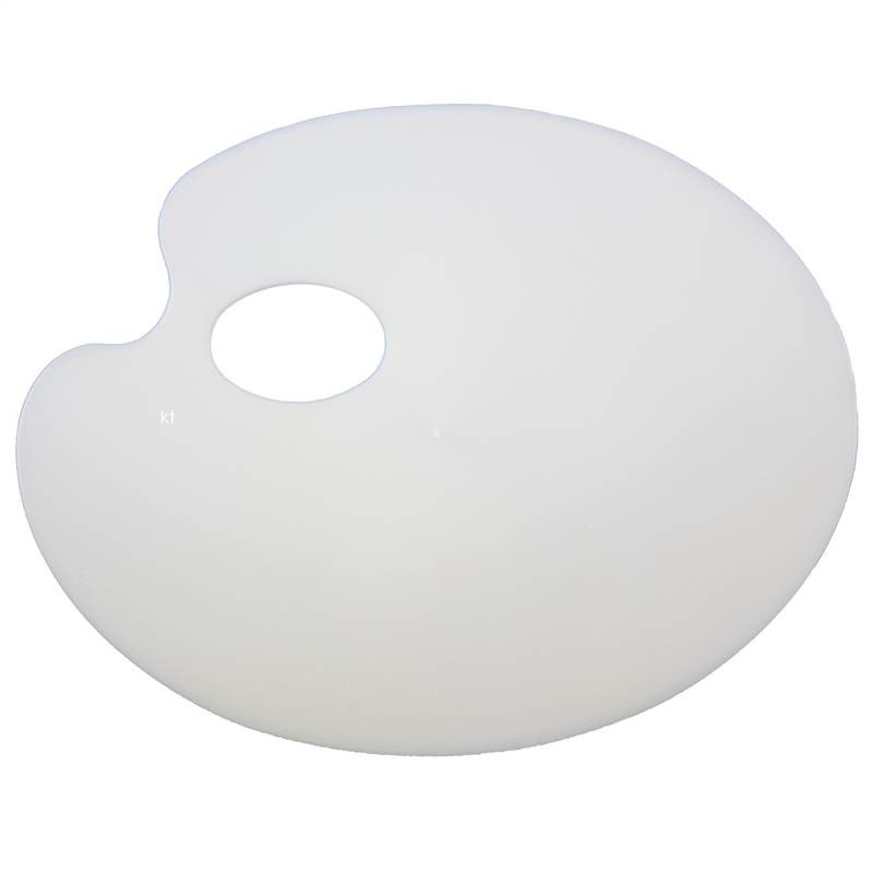 Royal & Langnickel small oval plastic palette