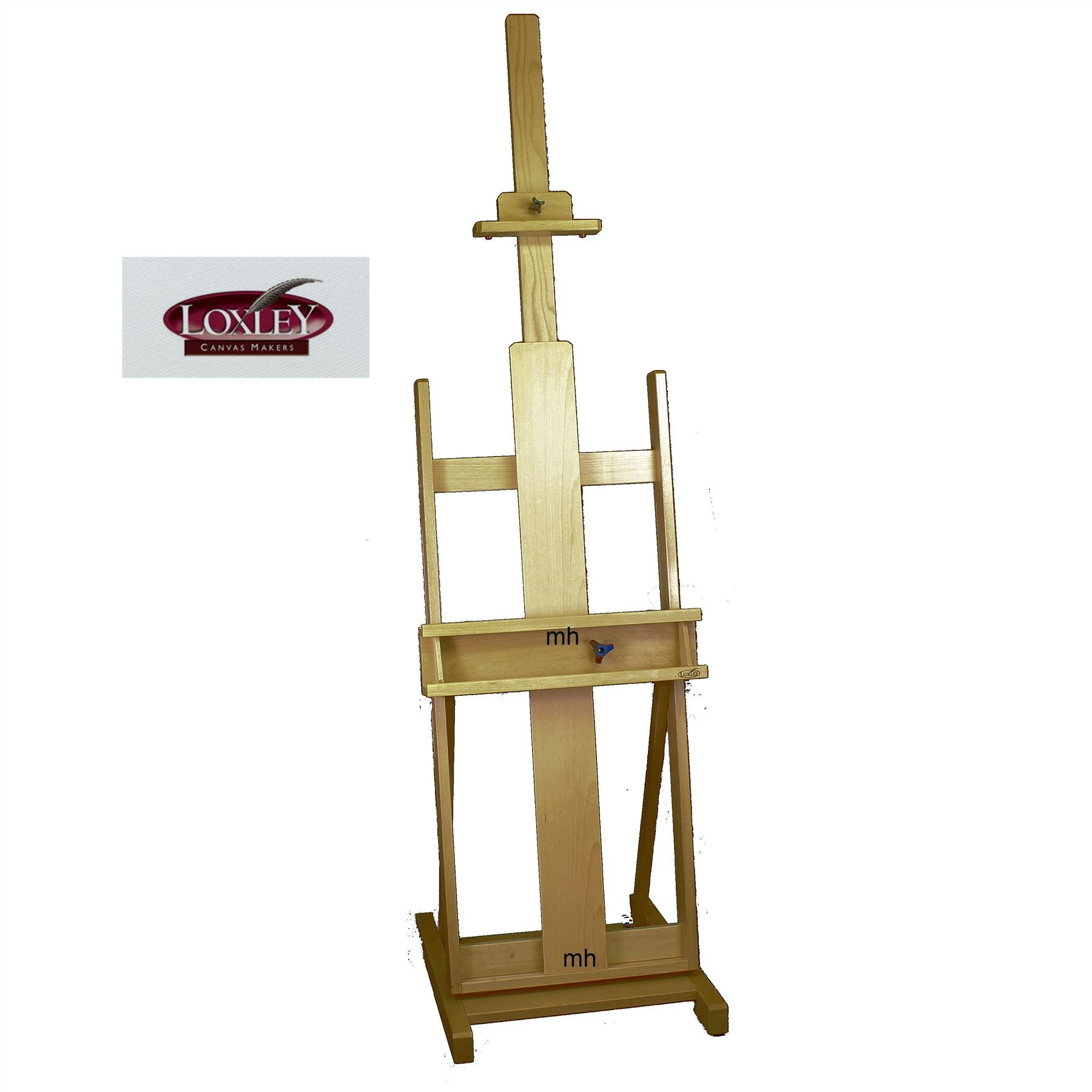 Loxley Stirling large wooden studio Easel
