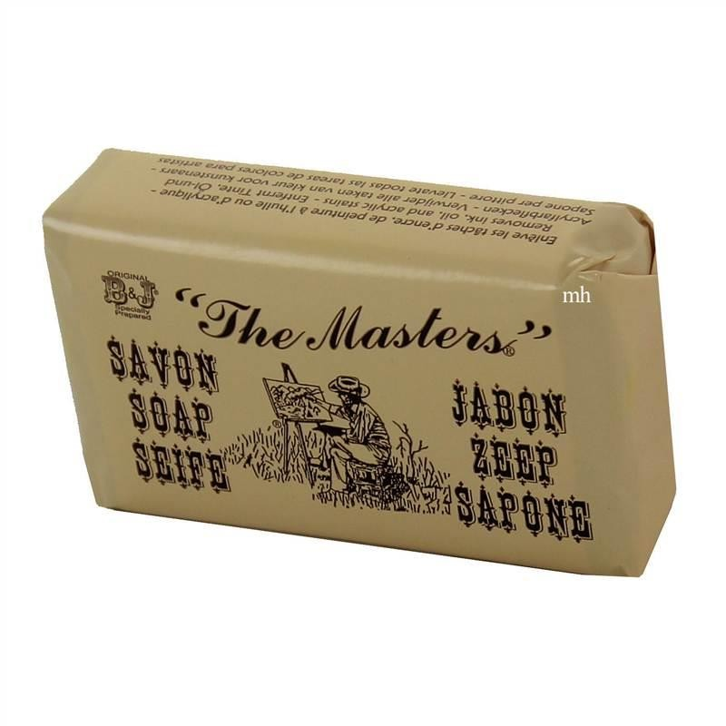 The Masters Soap - Artists, Removes Ink, Oil & Acrylic Stains