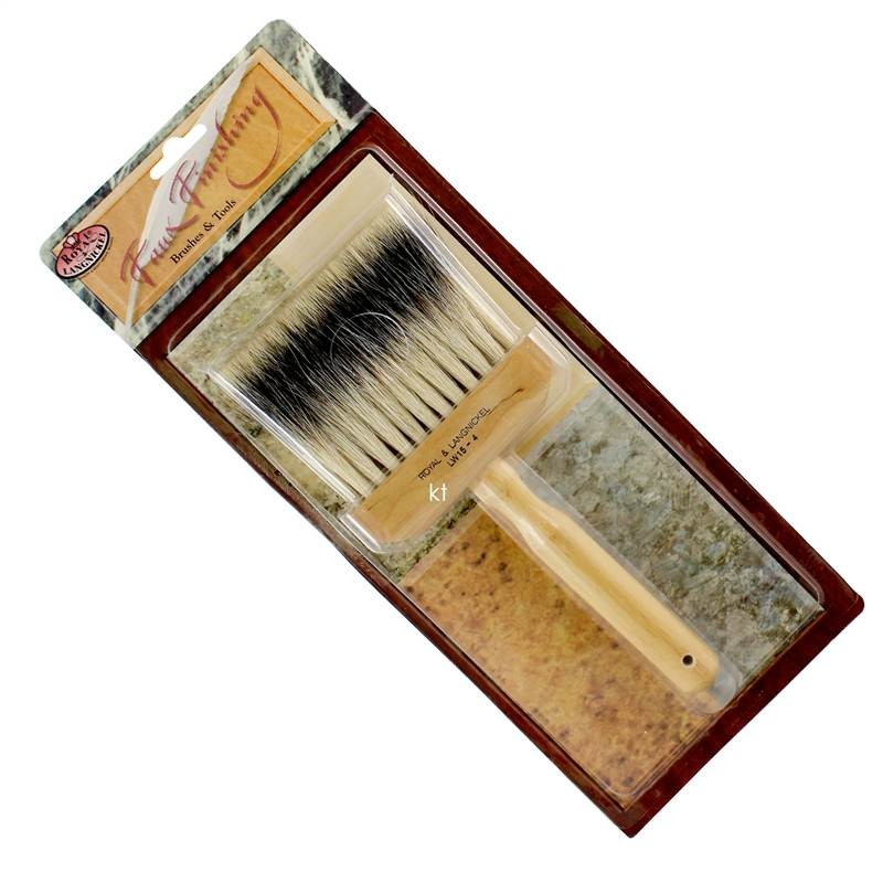 Royal & Langnickel 4 inch Faux Finishing Brushes LW15-4