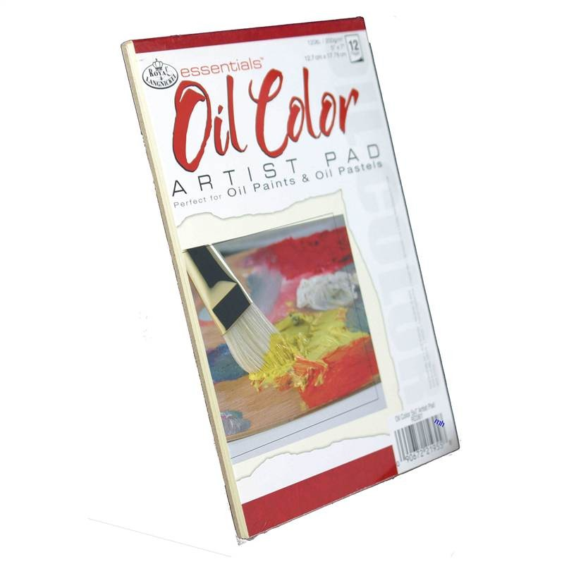 Royal and Langnickel Oil Colour Artist Pad