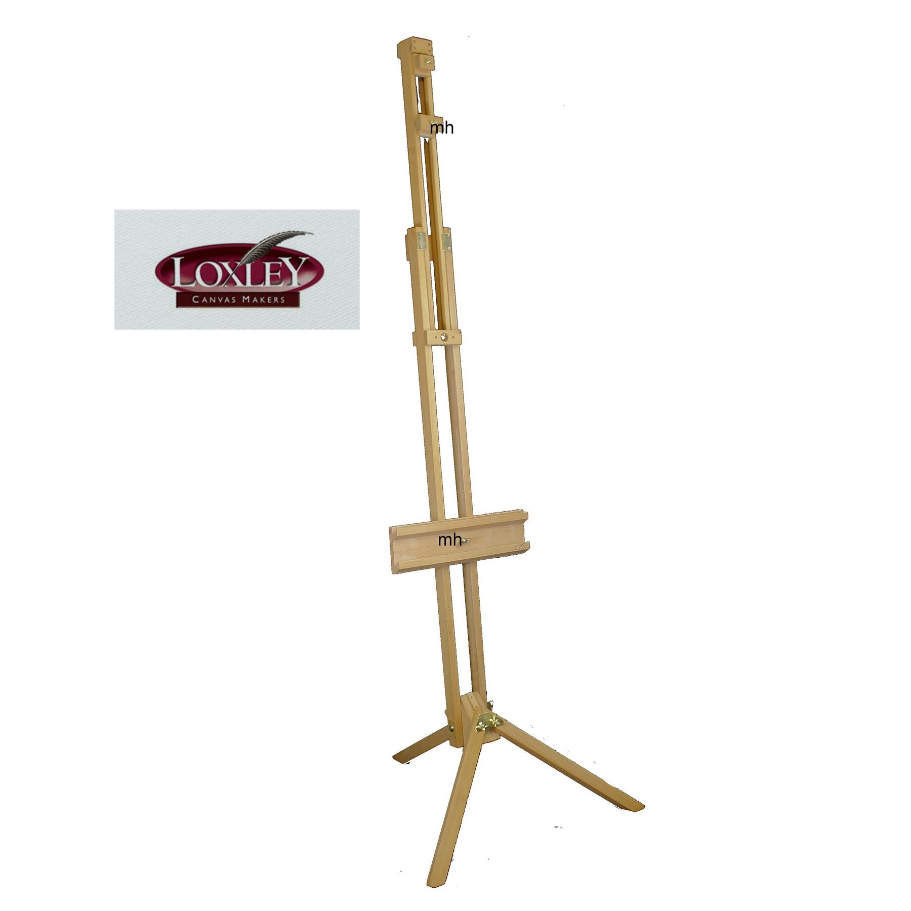 Loxley suffolk wooden easel