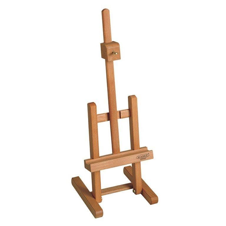Mabef Wooden Table Easel  M/16 (H Frame) Studio miniature