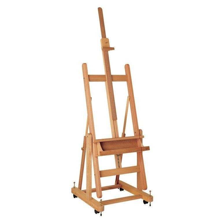Mabef Artists Convertible Wooden Studio Easel M/18