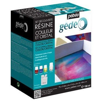 Pebeo Gedeo Discovery resin set