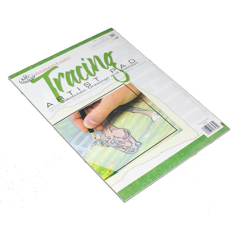 "Royal & Langnickel 9""x12"" 30 Page Tracing Artist Pad"