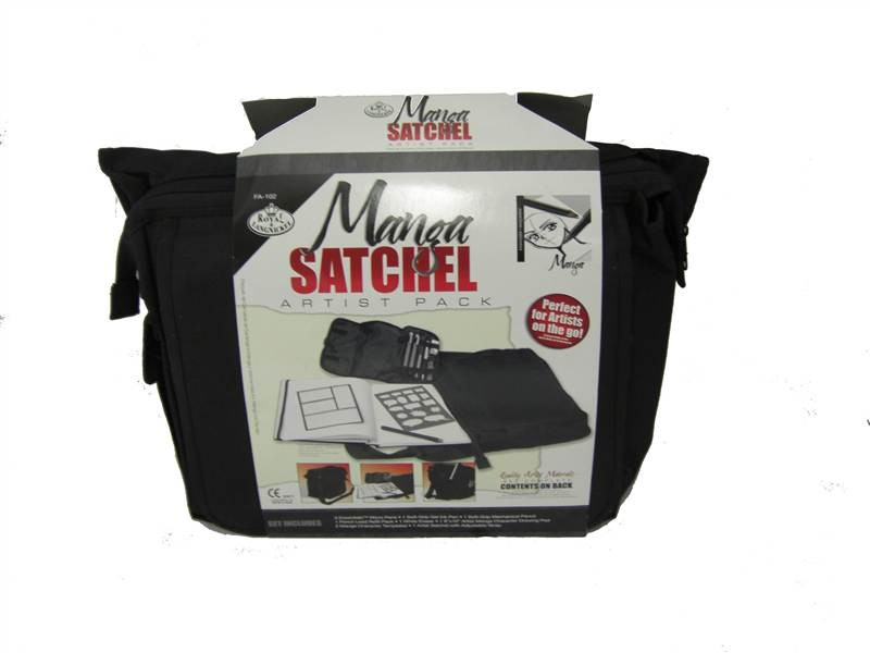 Manga Satchel kit from Royal and Langnickel