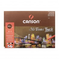 Canson Mi-Teintes Touch Pastel Paper  A3 12 Sheets 4 colours 350gsm