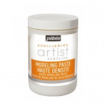 Pebeo artists. Heavy body moulding paste 1 L pot