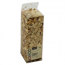 Pebeo Deco pbo Gold Flakes OR gold 1.5g