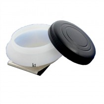 Single Plastic dipper with lid