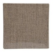 Pebeo 3pc 10x10cm Natural Canvas Panel for Oil Acrylic Paint