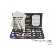 Royal and Langnickel essentials Acrylic Painting Box Set 3000
