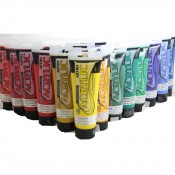 Royal & Langnickel Essentials 4oz acrylic paint tubes range of colours