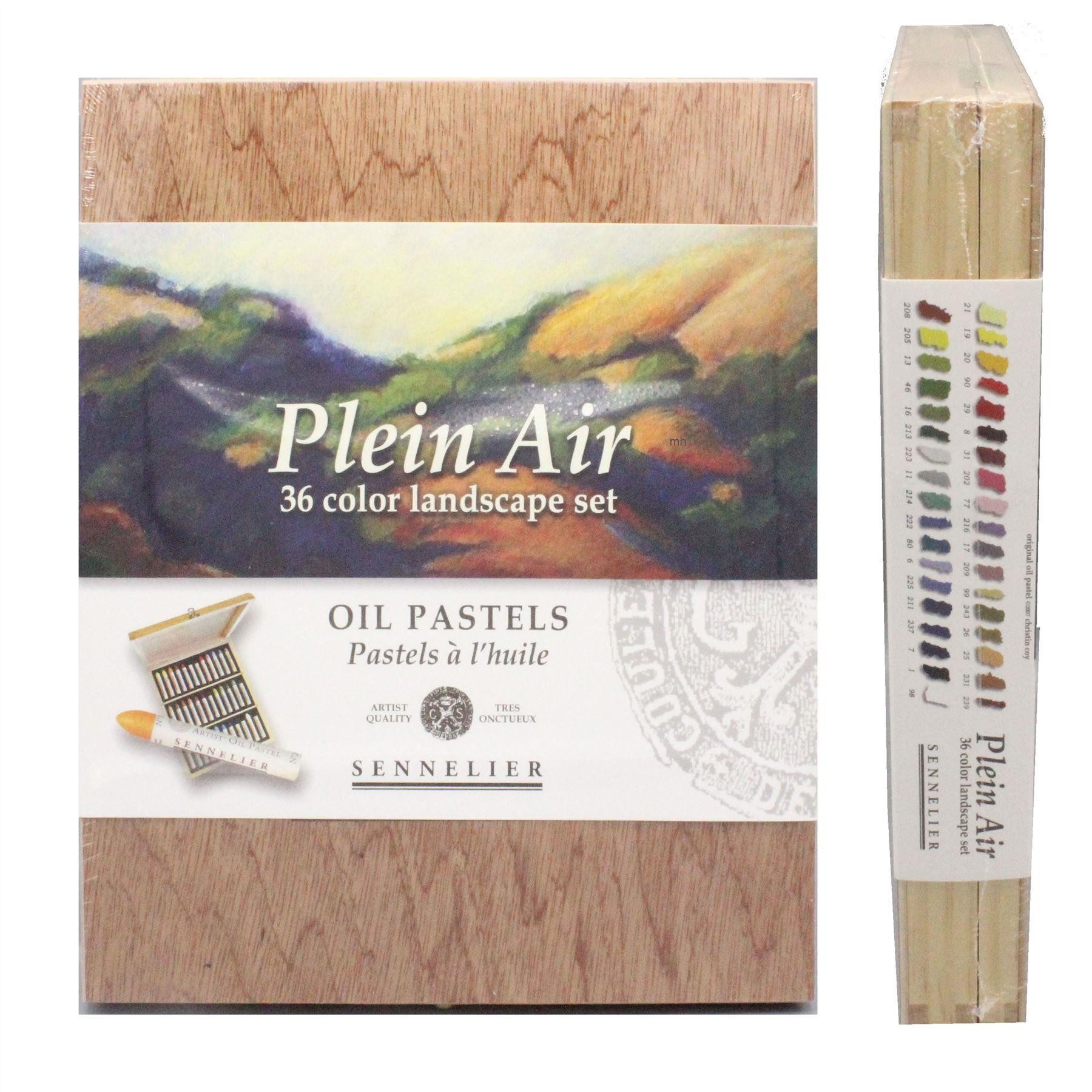 Sennelier Artists Quality Plein Air 36 Colour Landscape