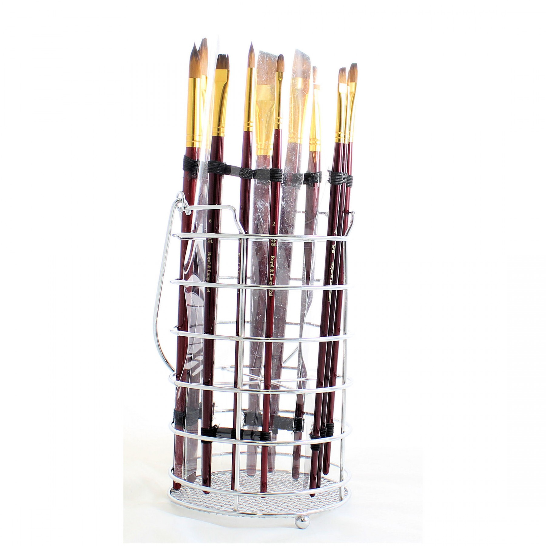 Studio  Paint Brush Caddy