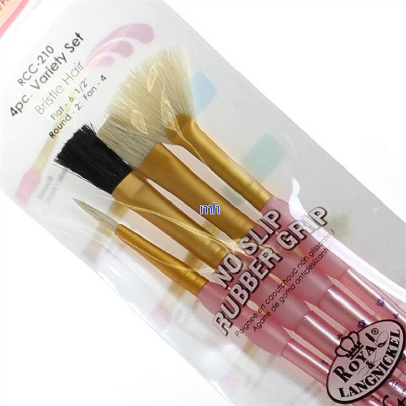 Royal & Langnickel crafters choice painting brushes RCC-210