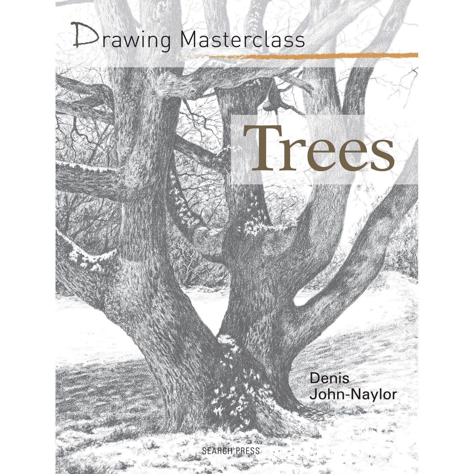 techniques for drawing trees and branches