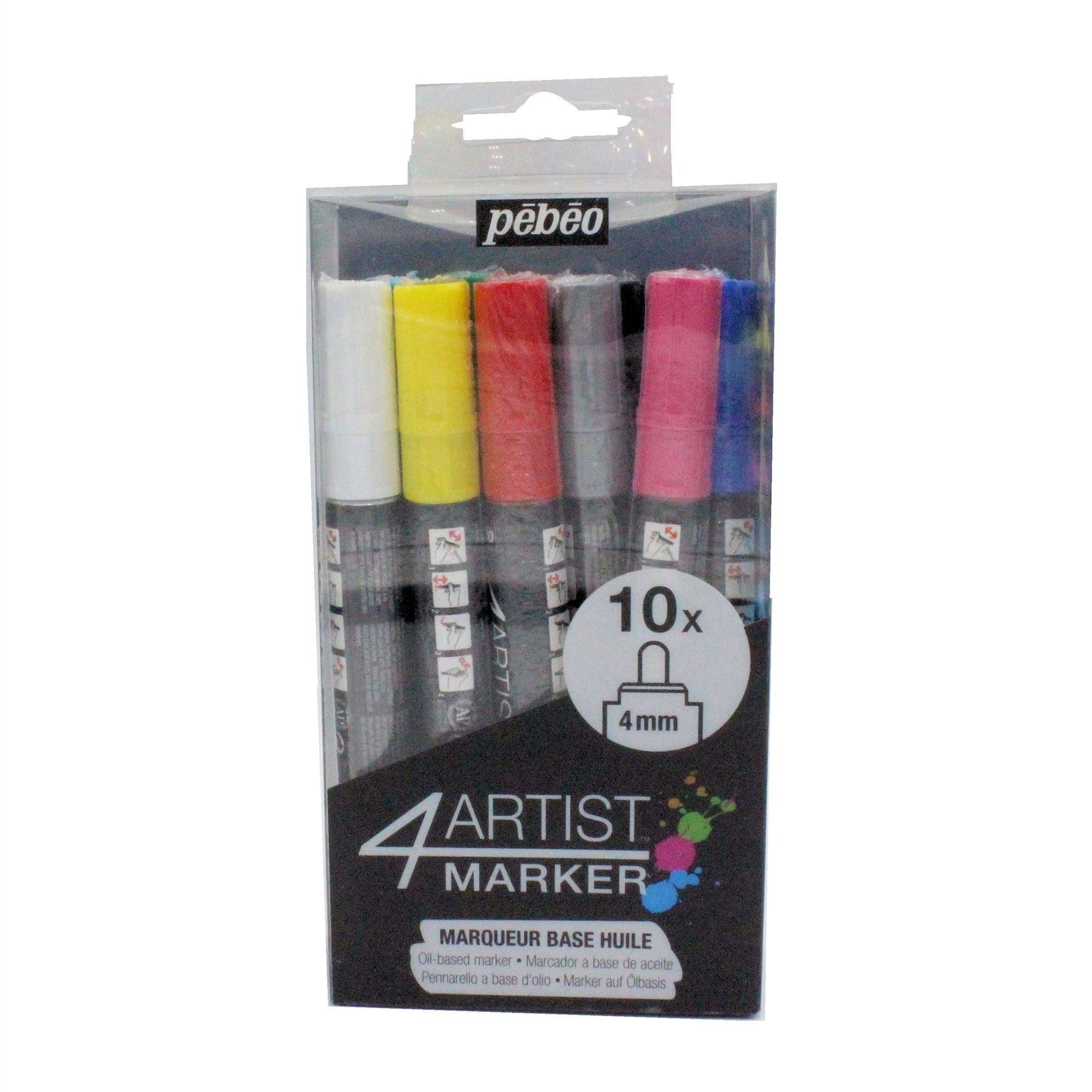 oil based paint markers 4mm 4artist