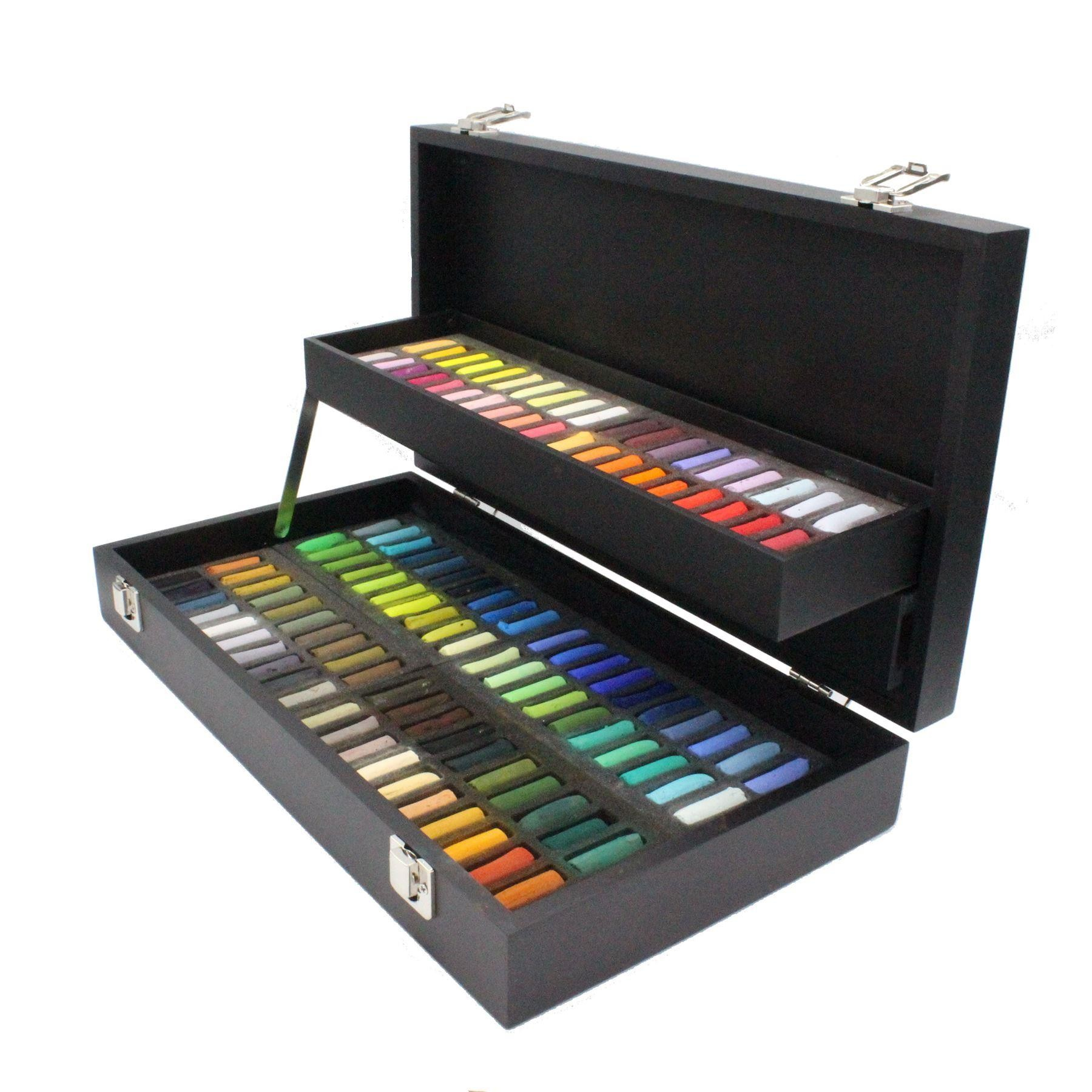 Sennelier extra soft pastel set of assorted colours 120 pc