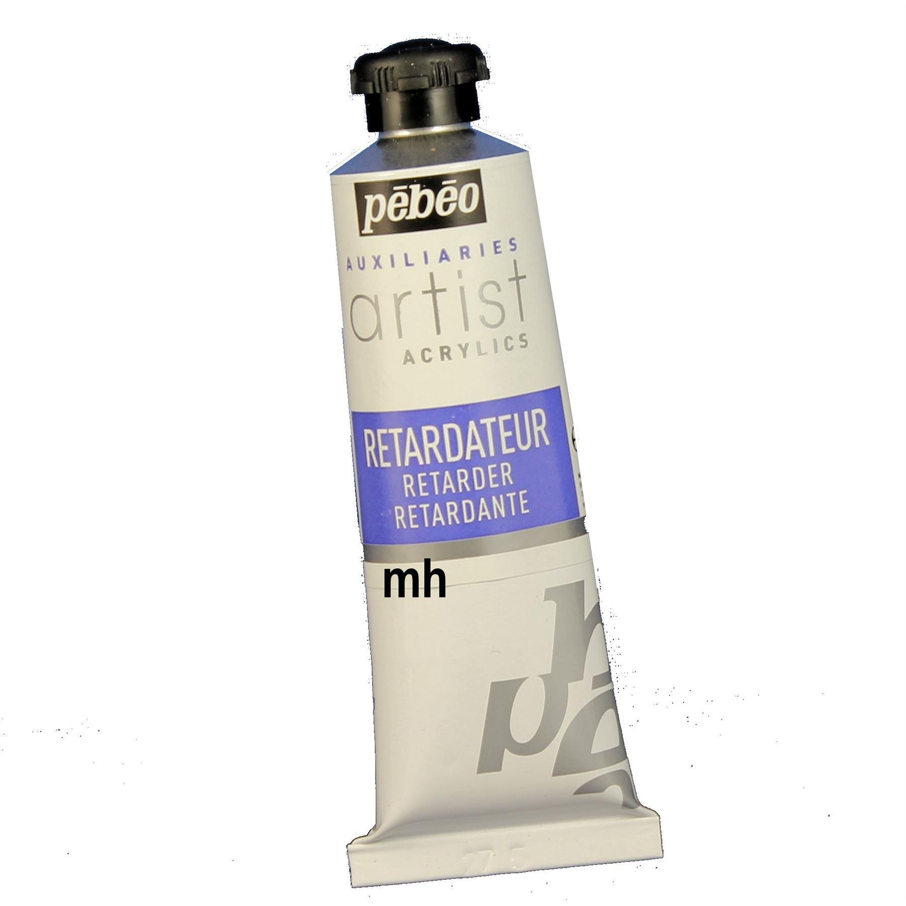 Pebeo retarder 37ml slow down drying time of acrylic paints