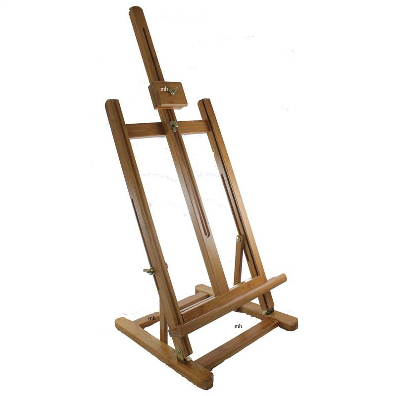 Eco-510 bambo table top easel loxley