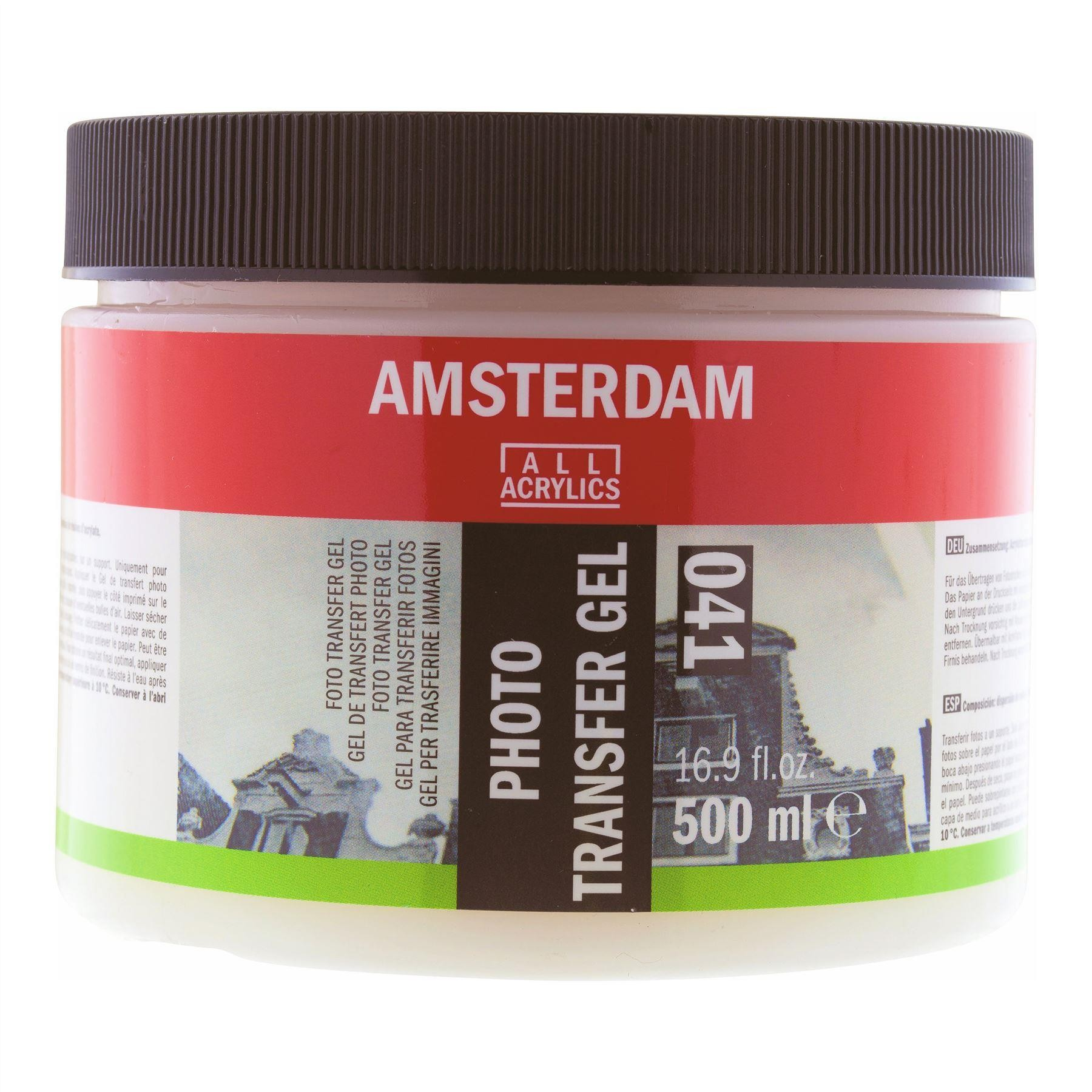 Royal Talens Amsterdam photo transfer gel 500ml
