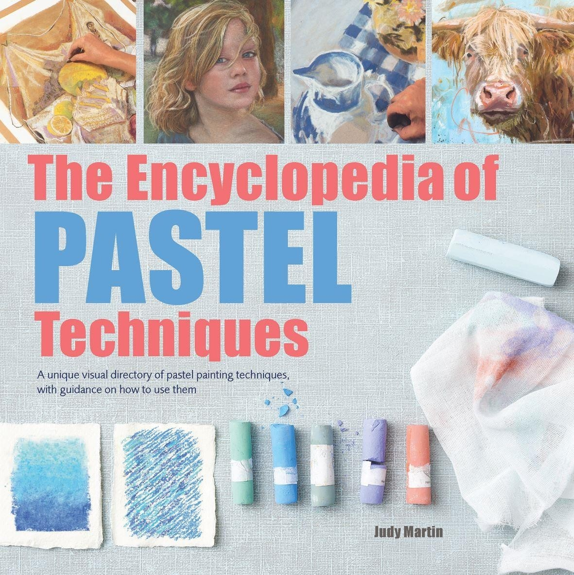 complete guide to pastel and techniques