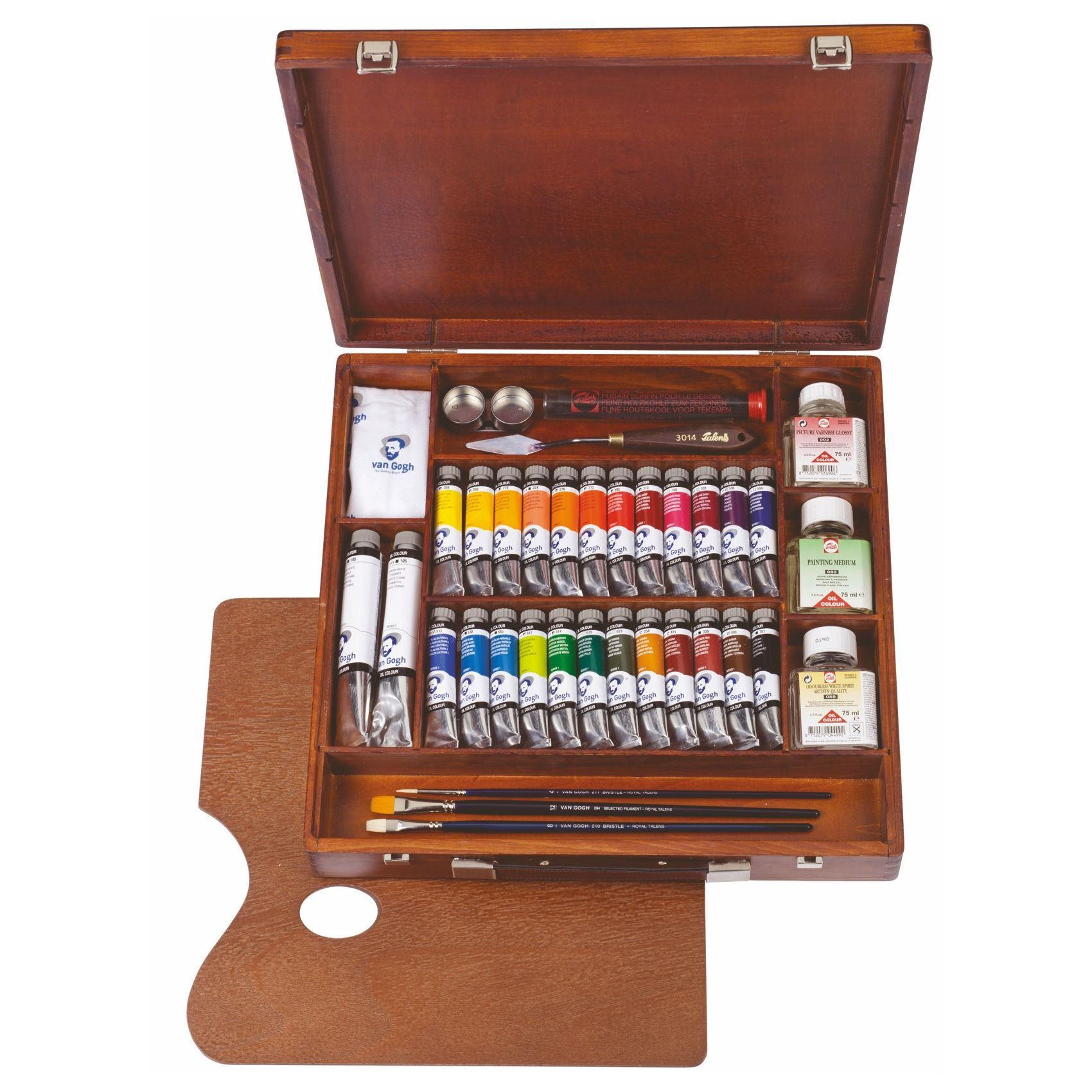 Van Gogh Expert wooden box set