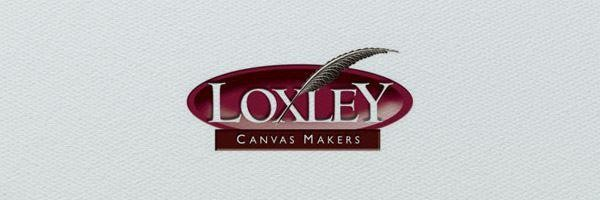 Loxley Ashgate Chunky Stretched Canvas - 12 x 12""