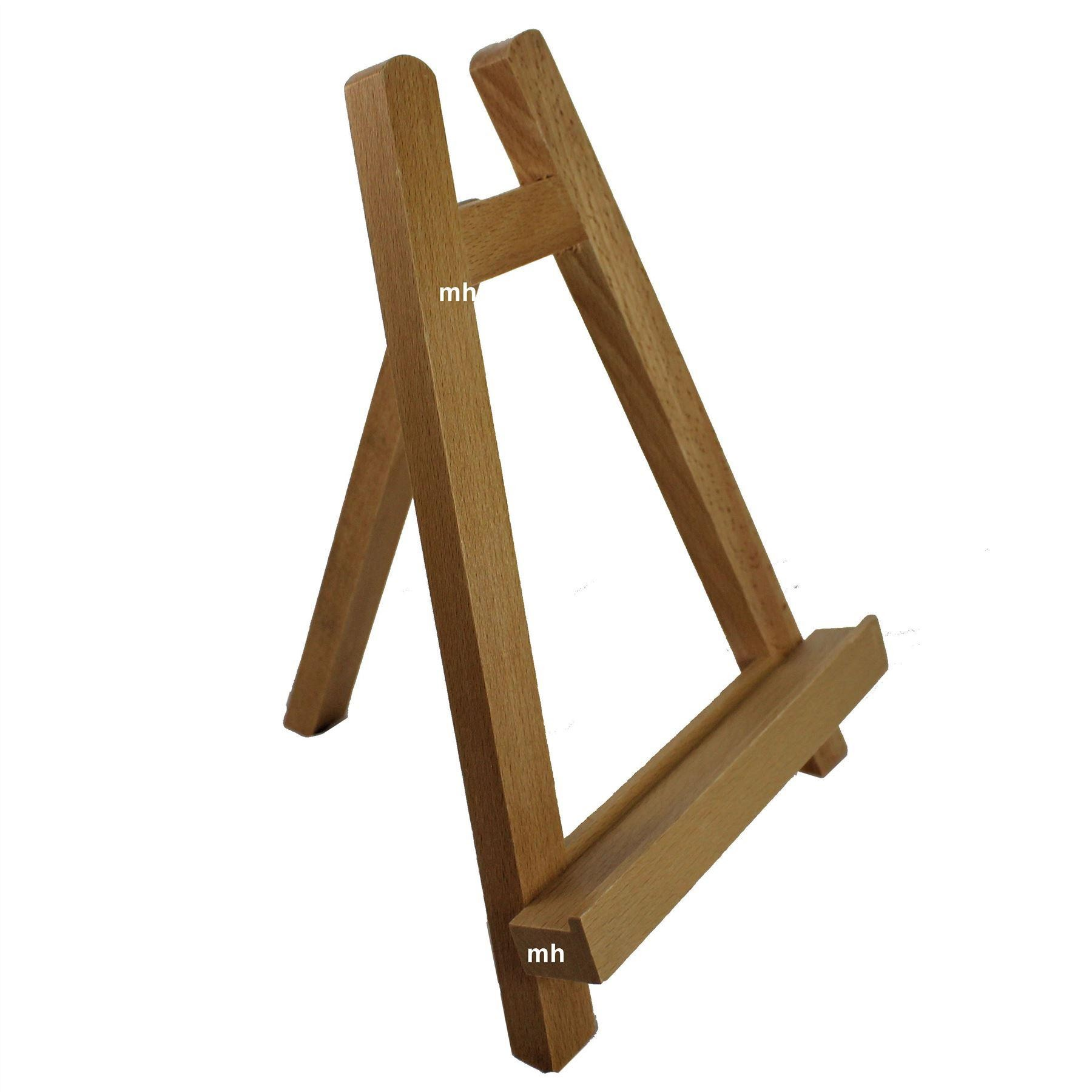 Loxley Gwent A-frame wooden display tabletop easel, EL – 500