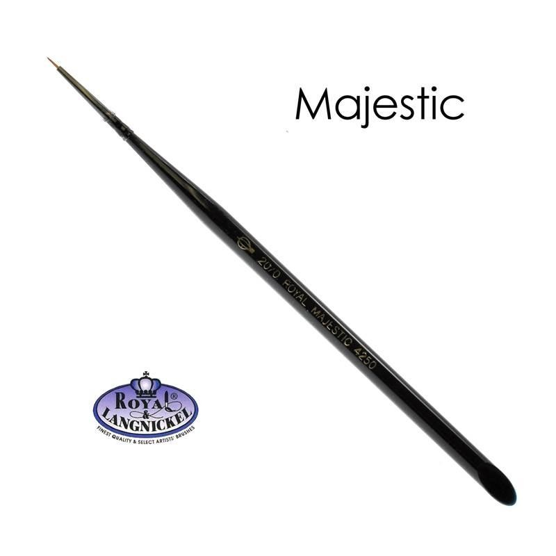 Royal & Langnickel Majestic 20/0 Round Brush R4250