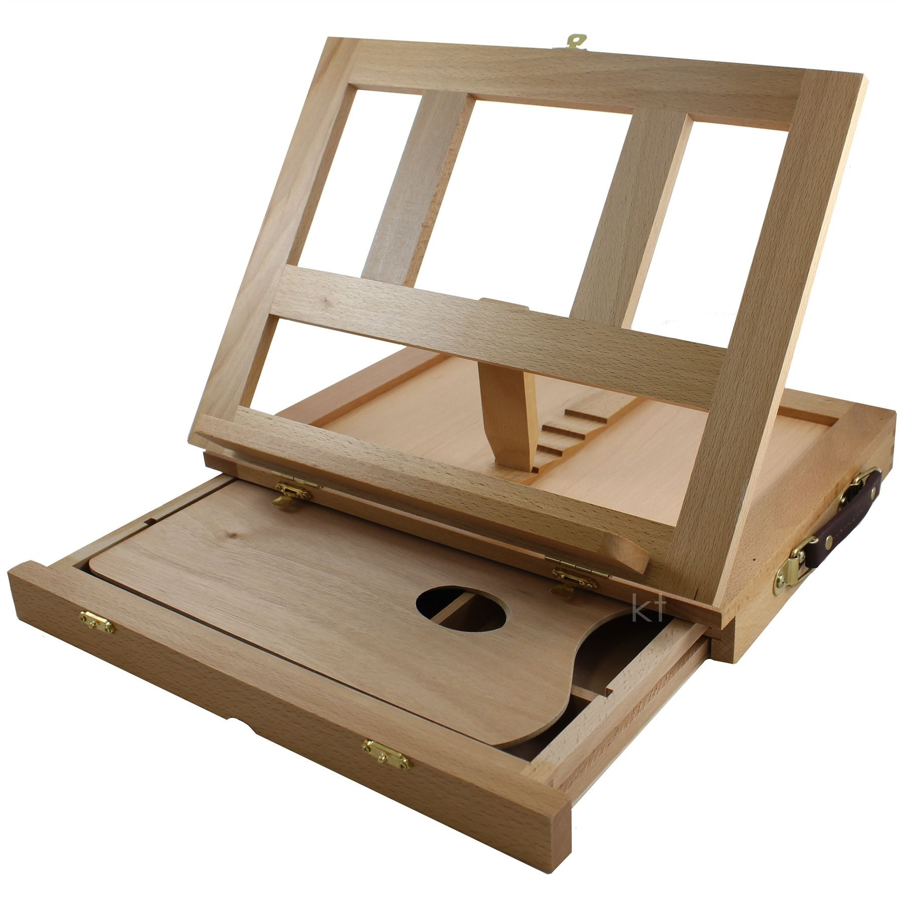 Loxley Avon artists easel with drawer