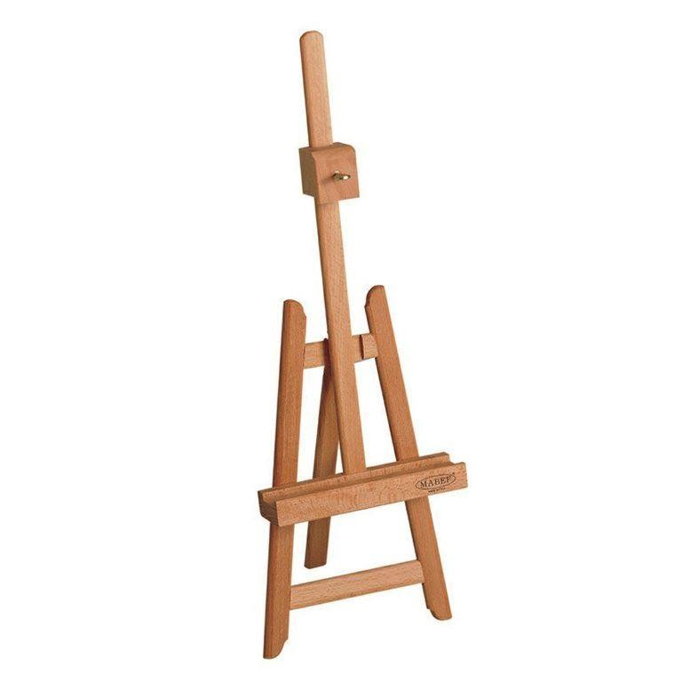 Mabef Wooden  Table Easel  M/21 (A Frame) Lyre miniture