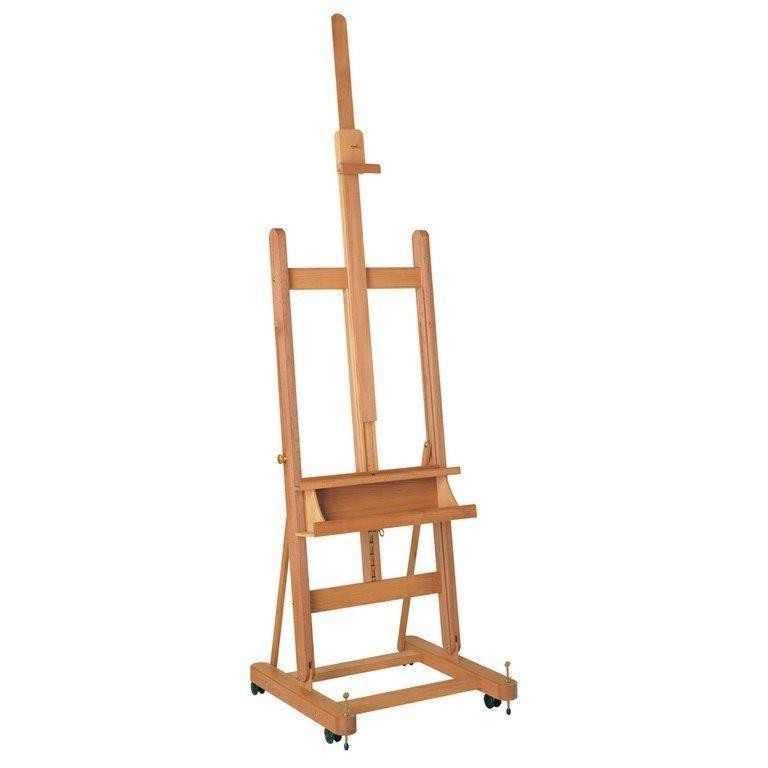 Mabef artists Big Wooden Studio Easel M/06