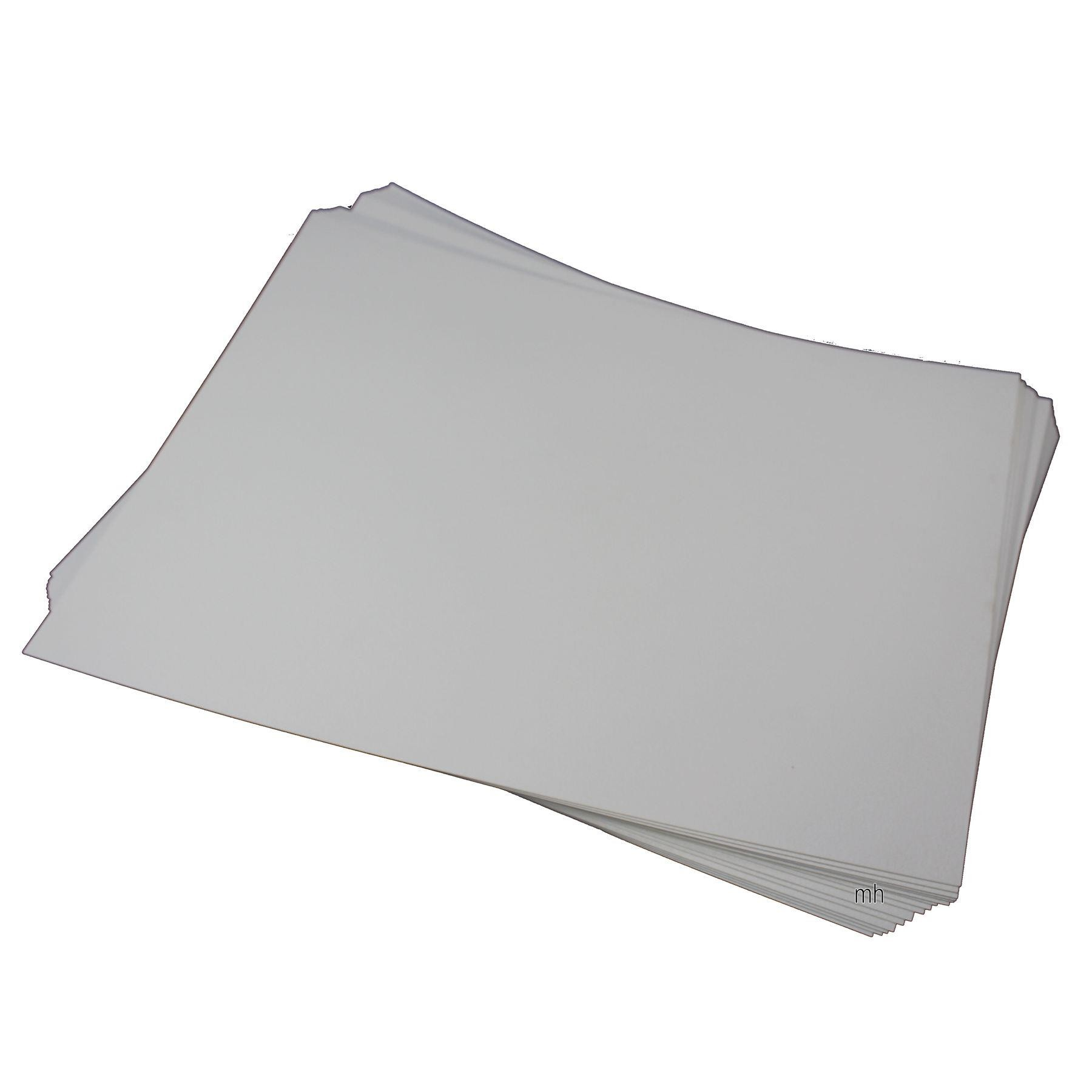 "Bockingford 4 sheets of 15"" x 11"" Rough watercolour paper 300gsm (140lbs)"