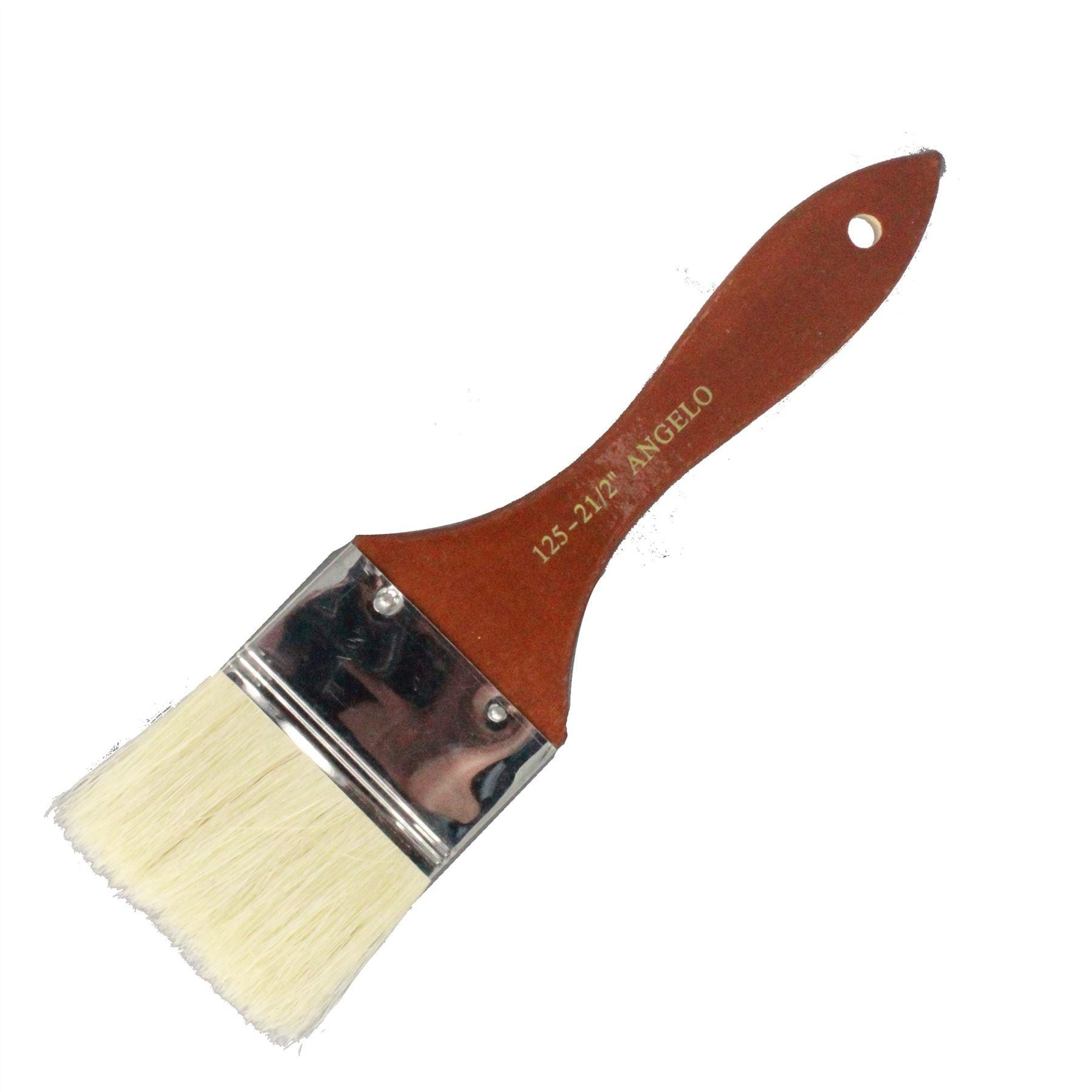 Angelo artists Hogs hair brush 2.5 inch