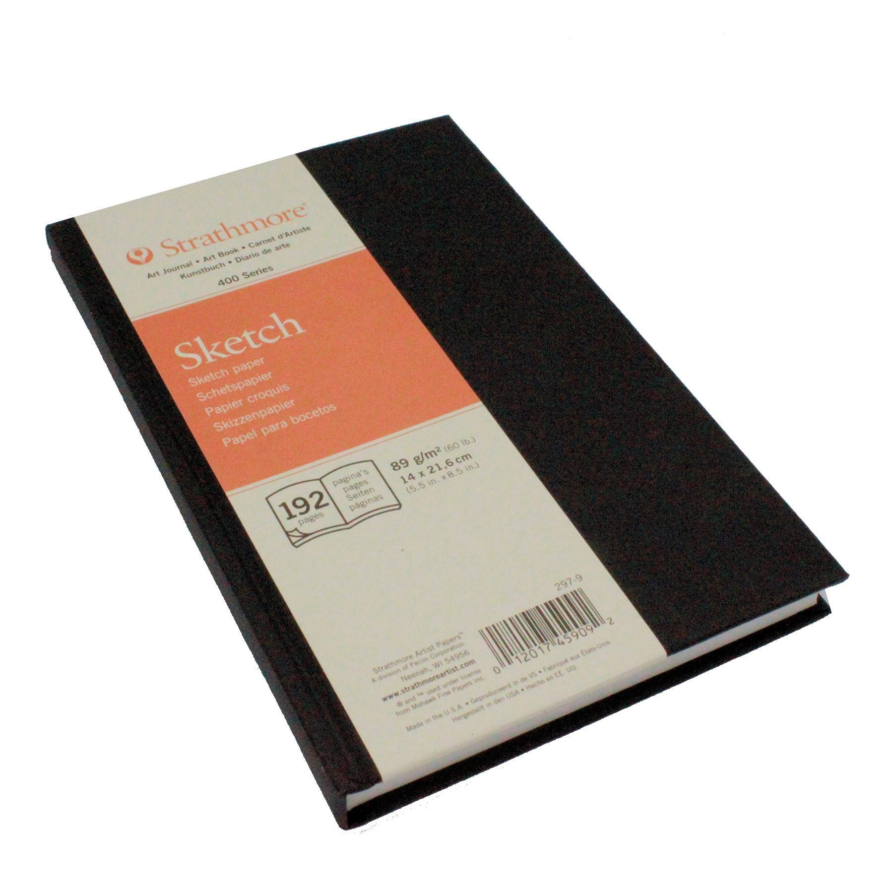 sketch Art Journal  drawing pad 14cm x 21,6cm Strathmore 400