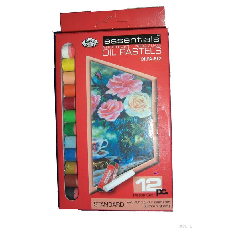 Royal & Langnickel essentials student oil pastel set