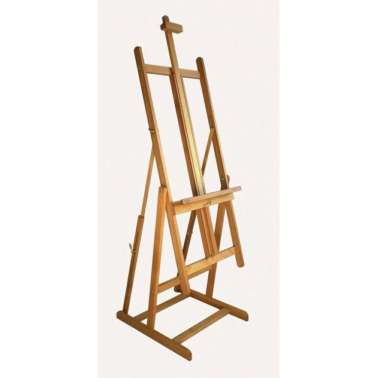 Mabef artists Studio easel M008 Convertible wooden easel