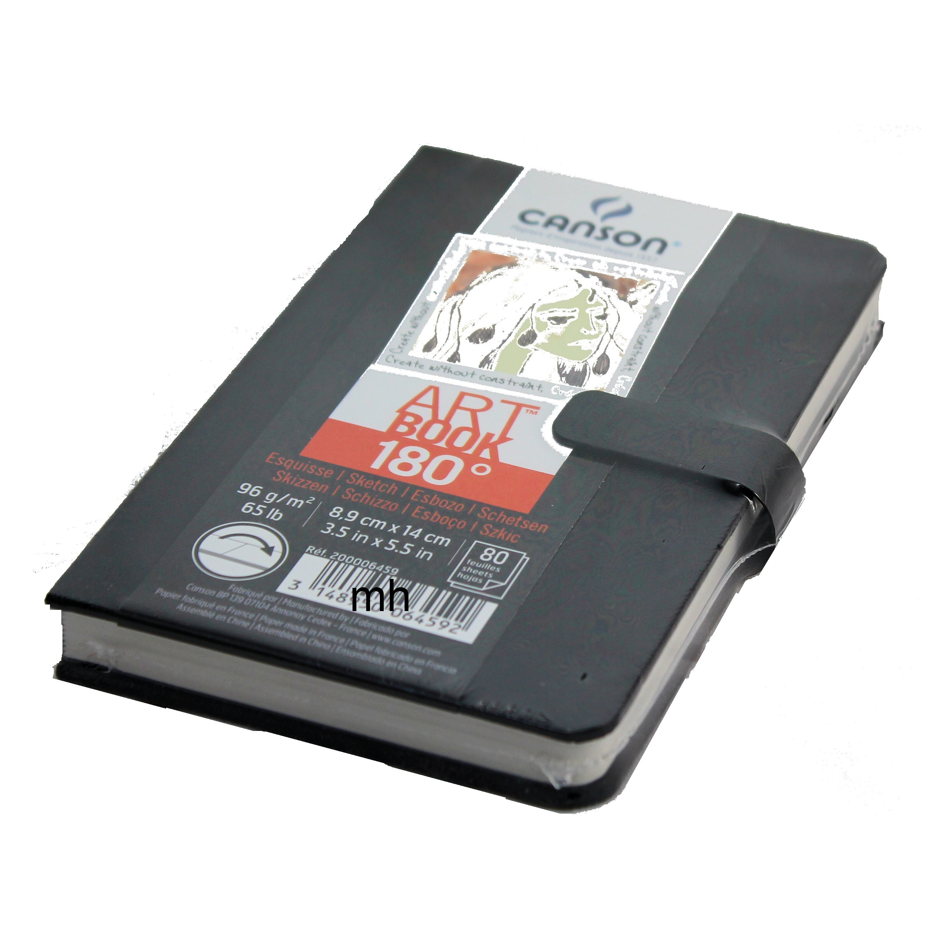 canson 180 sketchbooks 96gsm