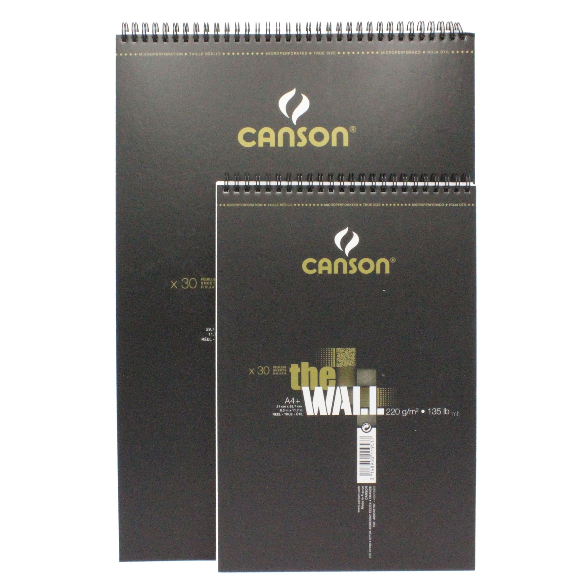 Canson the Wall opaque heavyweight bleedproof paper A4 + or A3 +