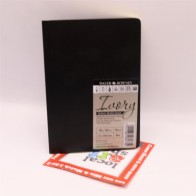 Daler Rowney Ebony Ivory soft cover cover sketch book portrait A6 pad