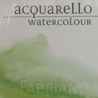 "4 Fabriano Artistico 15""x11"" 200gsm Rough watercolour paper sheet"