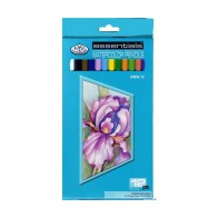 12 Royal Essentials Artist Watercolour Soluble Pencils