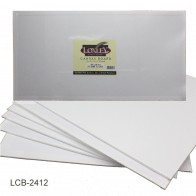 Double Primed Acrylic Canvas Board from Loxley