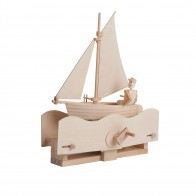 Timberkits Salty Sailor flatpack kit