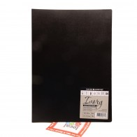 Daler Rowney Ebony Ivory soft cover sketch book portrait A4 pad